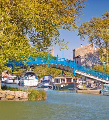 A la découverte du Canal du Midi