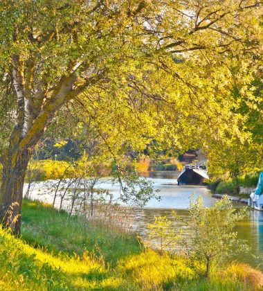 Les balades et randonnées le long du canal du Midi