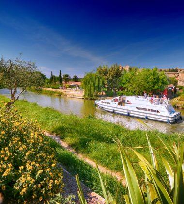 Voguer sur le Canal du Midi