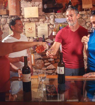 Autour du vin