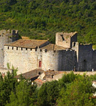 Le Château de Villerouge-Termenes