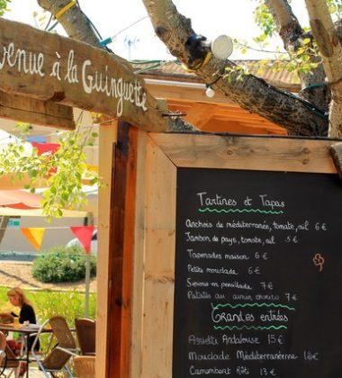 Les restaurants avec terrasse
