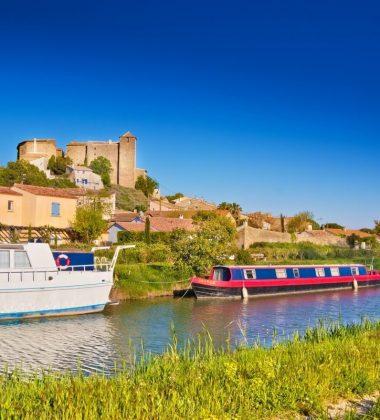Autour du Canal du Midi