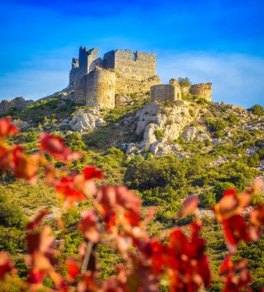 Le Château d'Aguilar