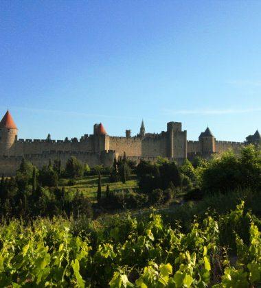 La Cité de Carcassonne, Patrimoine mondial de l'UNESCO