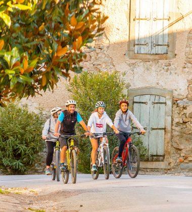 Les accompagnateurs vélo