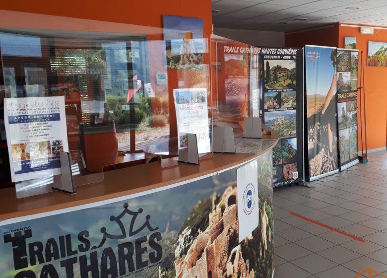 BIT CORBIERES SALANQUE MEDITERRANEE TOURISME – CUCUGNAN