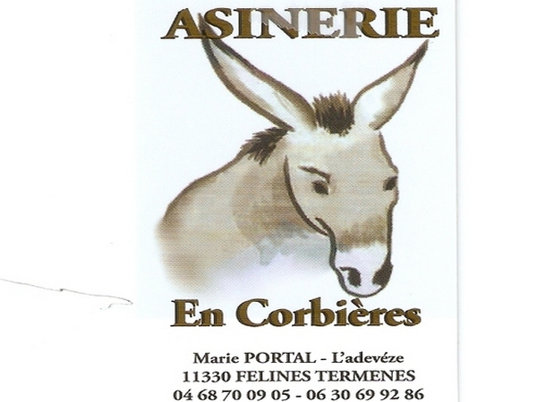 ASINERIE EN CORBIERES