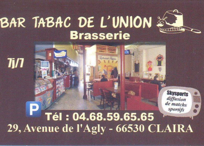 BAR RESTAURANT DE L'UNION