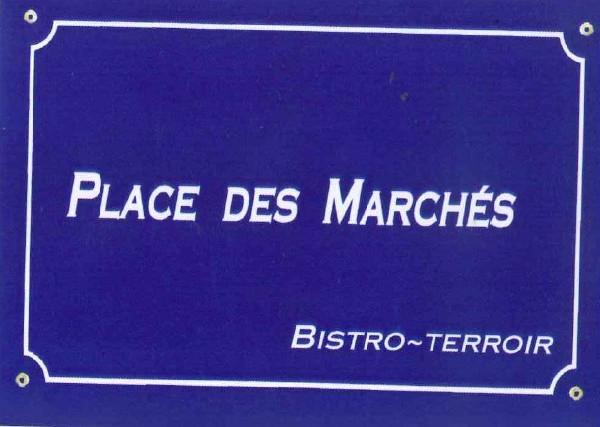 BISTRO PLACE DES MARCHÉS