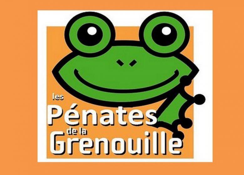 LES PENATES DE LA GRENOUILLE