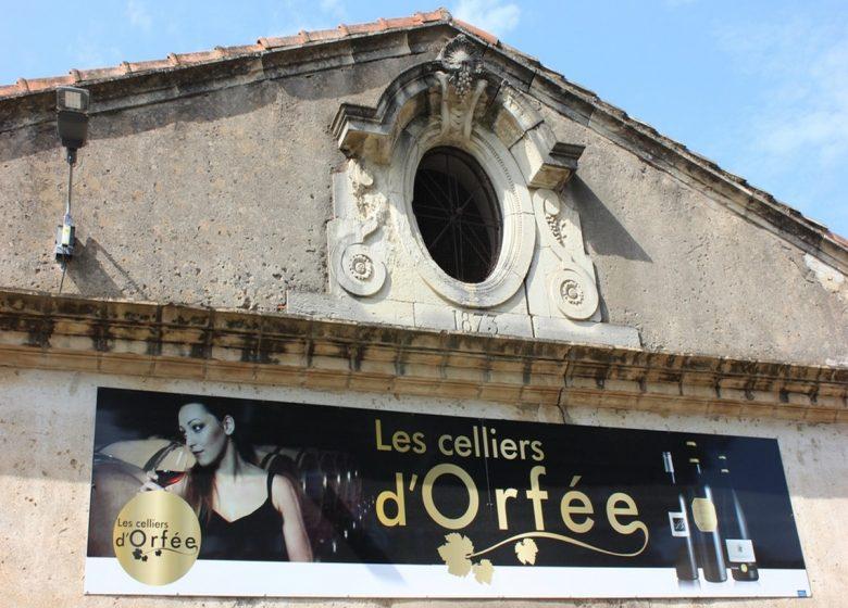 LES CELLIERS D'ORFEE – GRAFFAN