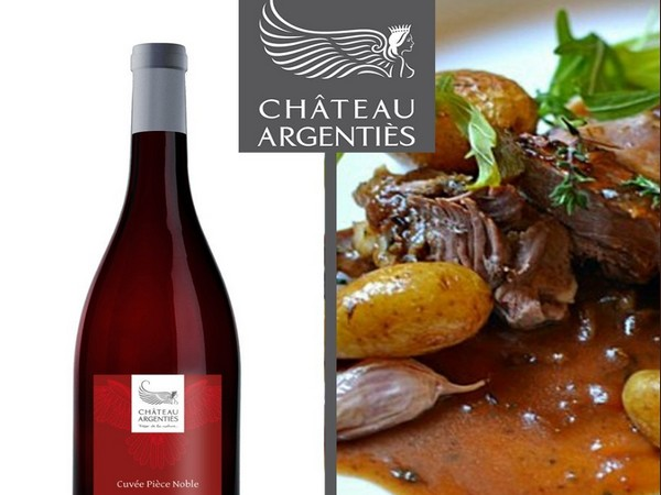 CHATEAU ARGENTIES
