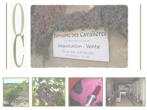 DOMAINE DES CAVALIERES