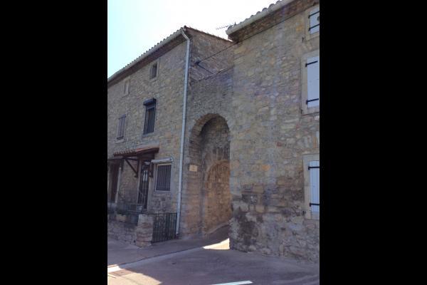 Maison au coeur du village pittoresque de Ribaute