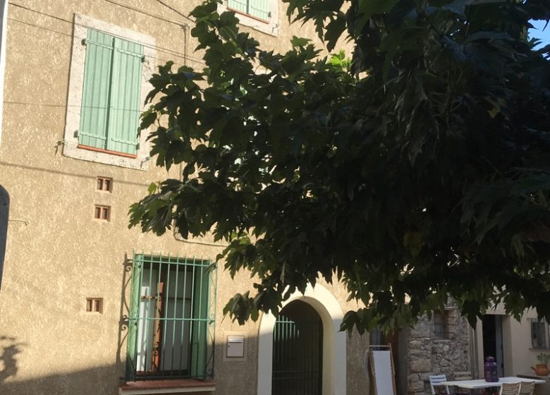 Charmante maison de village au coeur des Corbières