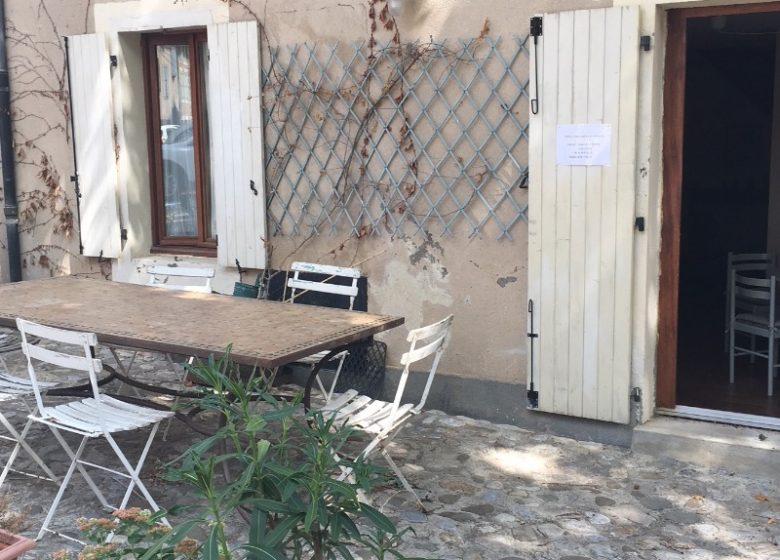 Maison au coeur du village – 4 pers