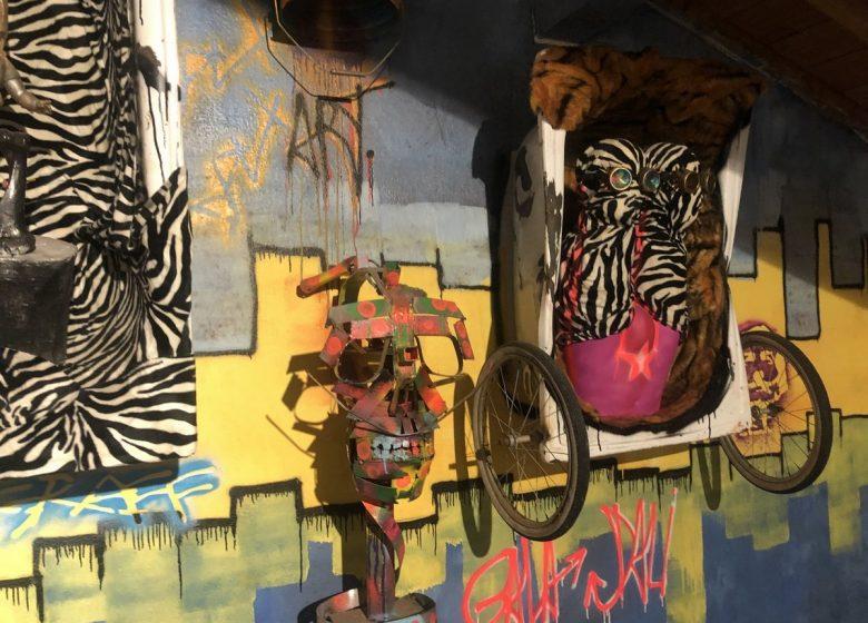SPIKTRI STREET ART UNIVERSE