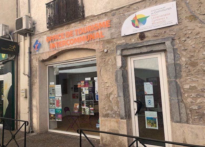 POINT D'INFORMATION TOURISTIQUE LÉZIGNAN-CORBIÈRES