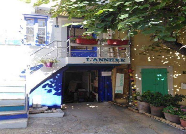 SHOW ROOM 16 & ATELIER GALERIE L'ANNEXE