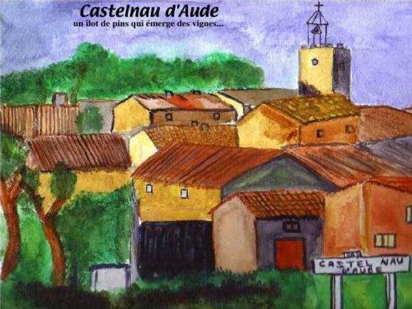 MAIRIE DE CASTELNAU-D'AUDE