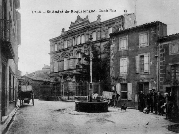 MAIRIE DE SAINT-ANDRE-DE-ROQUELONGUE