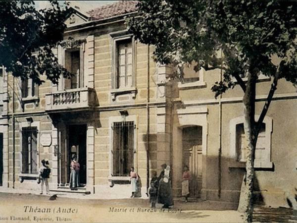 MAIRIE DE THEZAN-DES-CORBIERES
