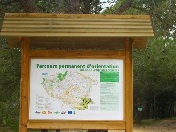 LE PARCOURS D'ORIENTATION