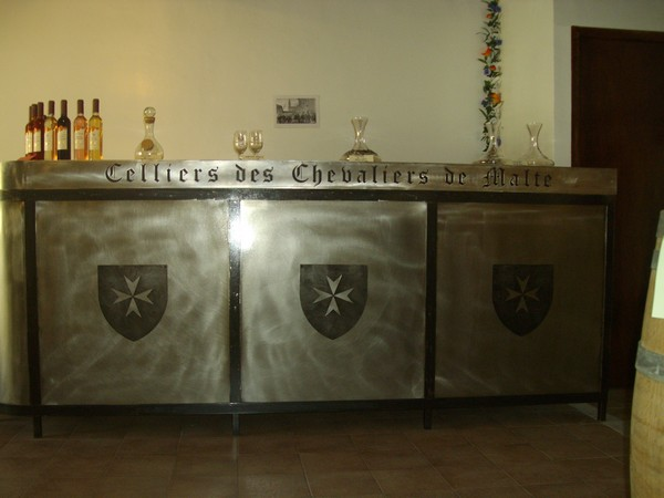 CELLIER DES CHEVALIERS DE MALTE