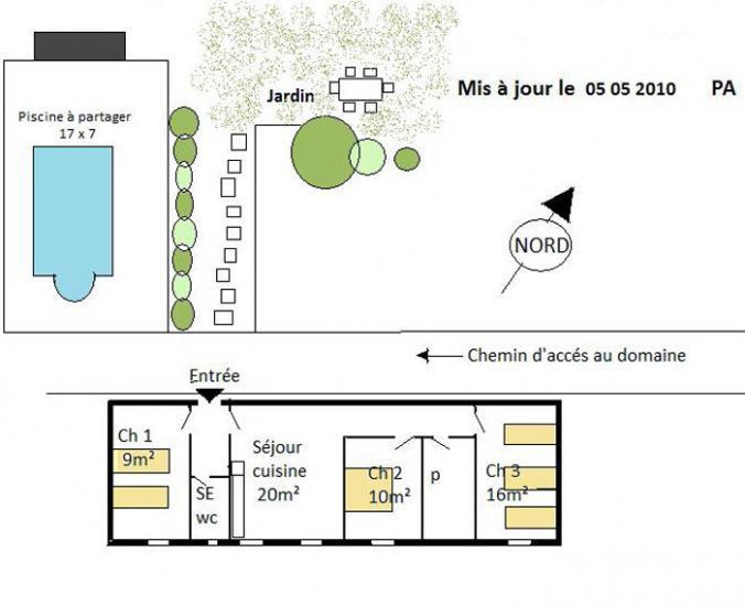 CHATEAU ST AURIOL- LA GLYCINE