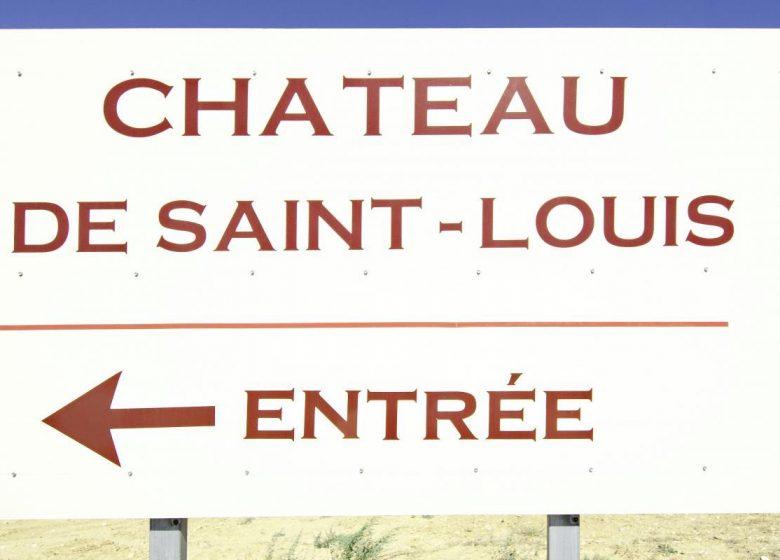 LE CHATEAU SAINT LOUIS