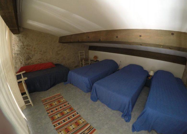 CHATEAU ST AURIOL- LA BERGERIE