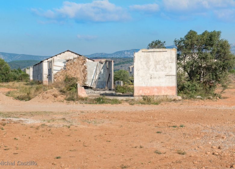 MEMORIAL DU CAMP DE RIVESALTES